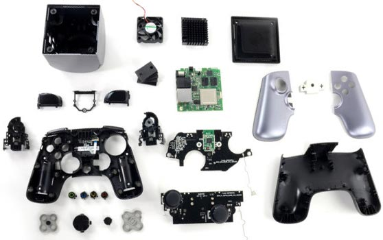 Ouya Breakdown and Diassasembly.