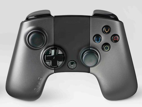 Ouya Controller in Review