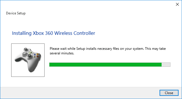 Xbox receiver for windows 10 - Installing drivers for the Xbox 360 wireless controller.