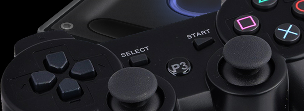 P3 Controller on the Ouya Title