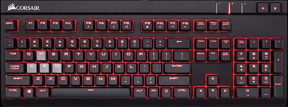 Corsair Strafe - Mechanical Keyboard.