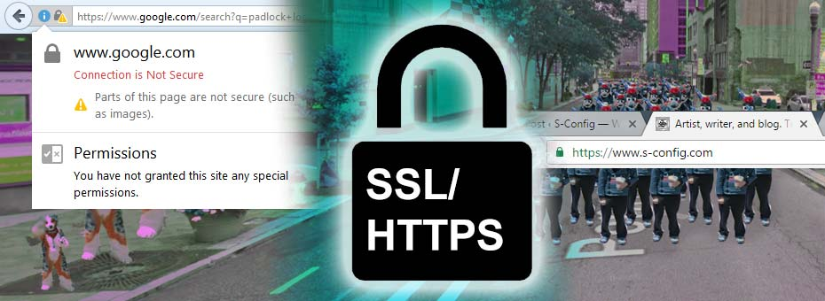 SSL for bloggers