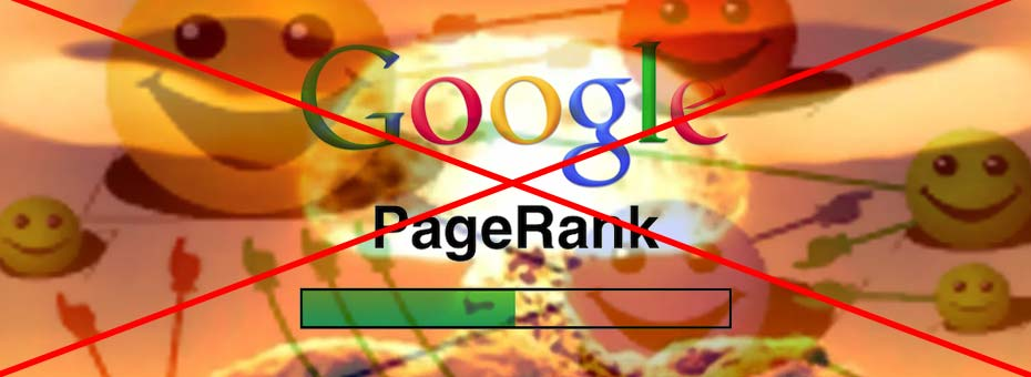 PageRank ruined us all.