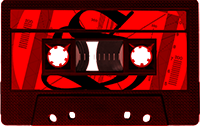 S-Config Audio Cassette tape Icon.