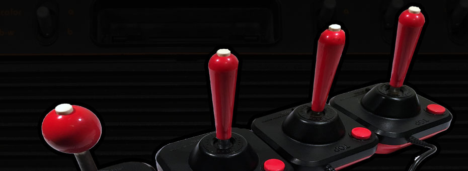 Wico Retro gaming joysticks - Disassembly and Repair.