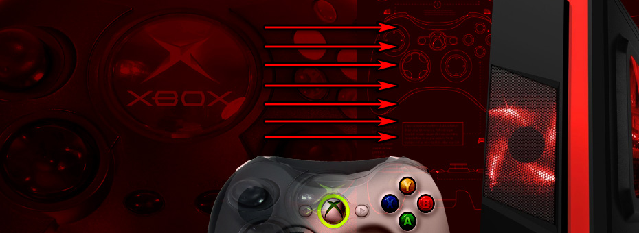 Xbox 360 Controller Emulator (x360ce) for PC gaming.